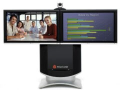 Система ВКС Polycom RealPresence Group Media Center