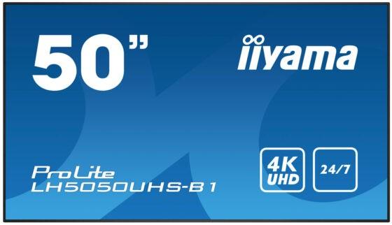 Информационная панель Iiyama LH5050UHS-B1