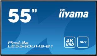 Информационная панель Iiyama LE5540UHS-B1
