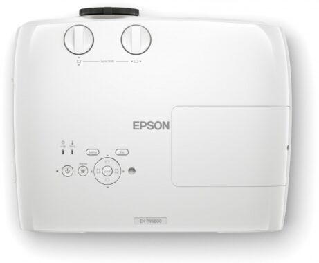 Проектор для домашнего кинотеатра Epson EH-TW6800