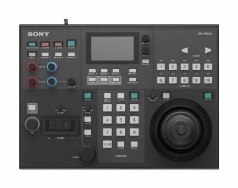 Пульт дистанционного управления PTZ-камерами Sony RM-IP500
