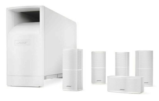 Домашний кинотеатр Bose Acoustimass 10 V White
