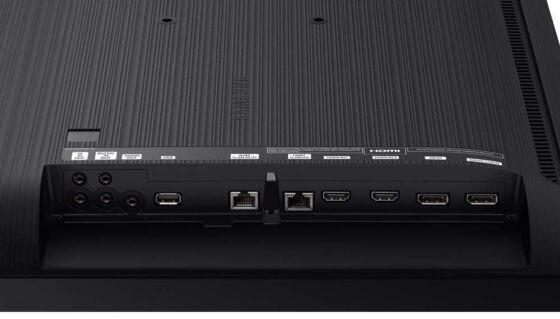 Информационная панель Samsung OM32H