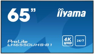 Профессиональная информационная панель Iiyama LH6550UHS-B1