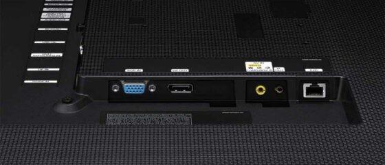 Информационная панель Samsung DM55E