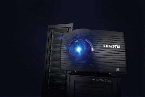 Лазерный проектор для бизнеса Christie Mirage 4KLH