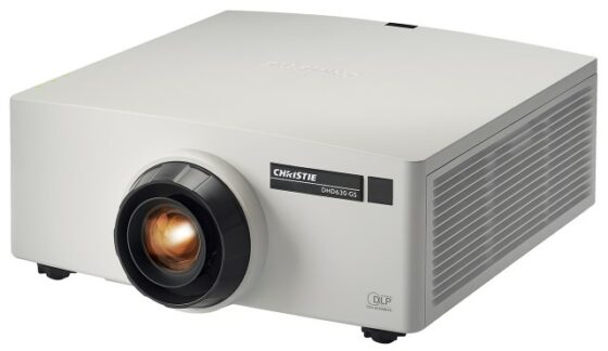 Лазерный проектор для бизнеса Christie DWU635-GS