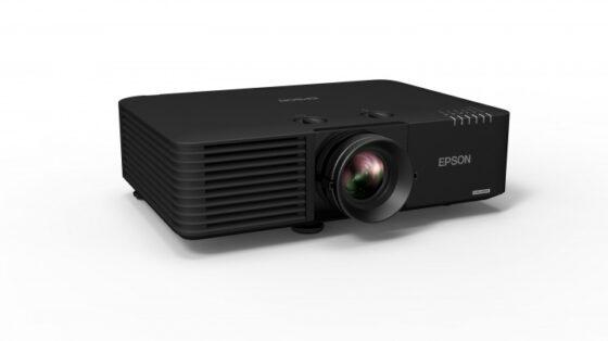 Инсталляционный лазерный проектор Epson EB-L615U