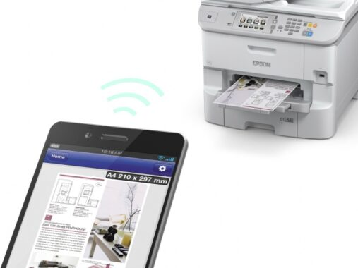 МФУ для офиса Epson WorkForce Pro WF-6590DWF