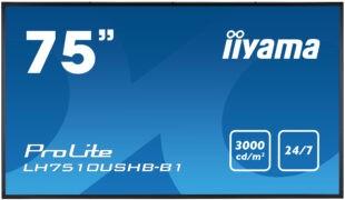 Информационная панель Iiyama LH7510USHB-B1