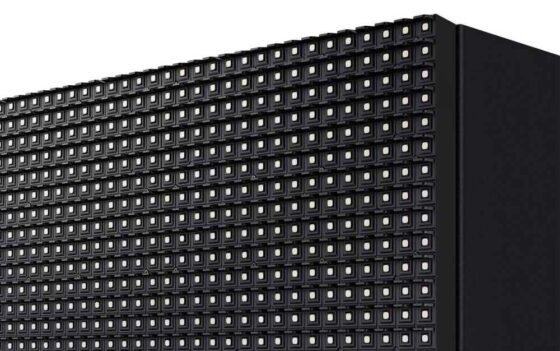 Уличный светодиодный экран Samsung XA100F