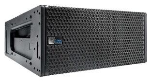 Компактный компонент линейного массива с высокой степенью линейности Meyer Sound LINA