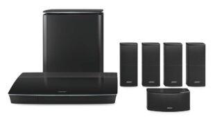 Домашний кинотеатр Bose Lifestyle 600 Black
