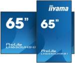 Информационная панель Iiyama LH6550UHS-B1
