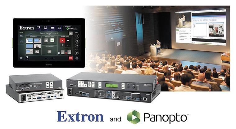 Воспользуйтесь мощностью медиапроцессоров SMP, используя инструменты записи и управления Panopto