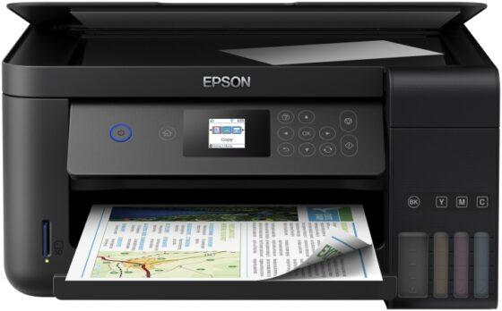 МФУ для дома и офиса Epson L4160