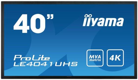 Информационная панель Iiyama LE4041UHS-B1