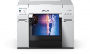 Epson представила профессиональную мини-фотолабораторию для коммерческой печати