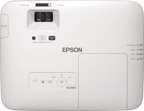 Проектор для бизнеса и образования Epson EB-2165W