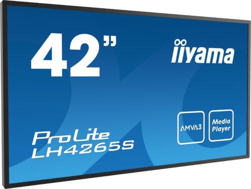 Информационная панель Iiyama LH4265S-B1