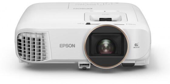 Проектор для домашнего кинотеатра Epson EH-TW5650