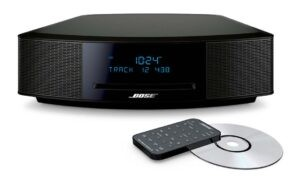 Музыкальный центр Bose Wave Music System IV Espresso Black