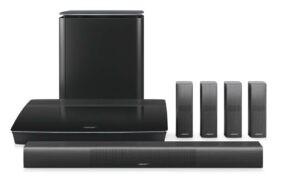 Домашний кинотеатр Bose Lifestyle 650 Black