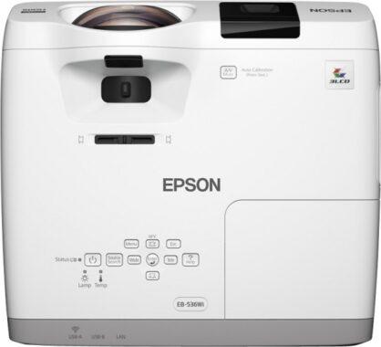 Проектор для образования Epson EB-536Wi
