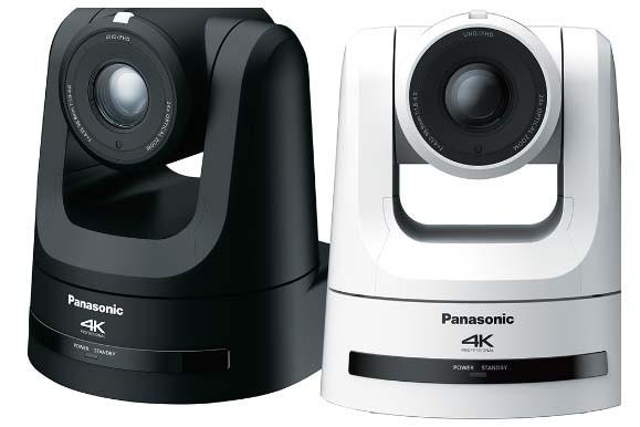 Panasonic выпустила первую 4K PTZ–камеру с поддержкой NDI и SRT
