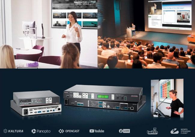 Extron ShareLink Pro – презентационная система нового поколения